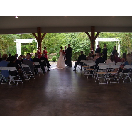 Smithview Pavilion & Event Center - Maryville TN Wedding Reception Site Photo 14