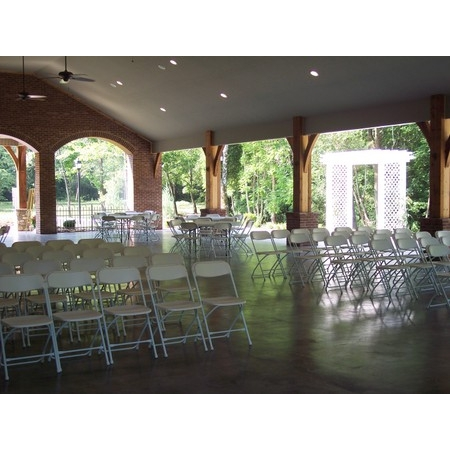 Smithview Pavilion & Event Center - Maryville TN Wedding Reception Site Photo 3