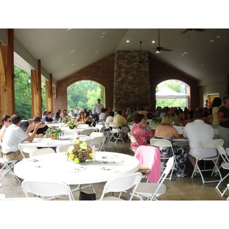 Smithview Pavilion & Event Center - Maryville TN Wedding Reception Site Photo 7