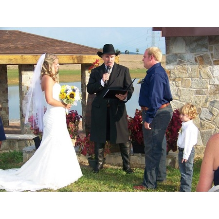 Wedding Officiant Bruce Kelly - Gallup NM Wedding Officiant / Clergy Photo 7