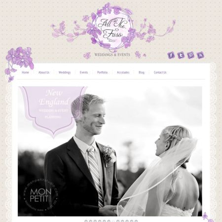 All The Fuss Events - Portsmouth NH Wedding Planner / Coordinator Photo 1