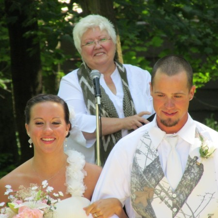 Reverend Christine Weidner - Lannon WI Wedding Officiant / Clergy Photo 1