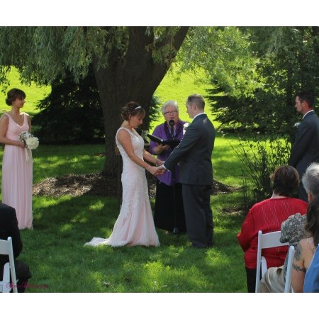 Reverend Christine Weidner - Lannon WI Wedding Officiant / Clergy Photo 13