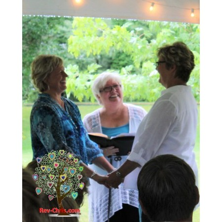 Reverend Christine Weidner - Lannon WI Wedding Officiant / Clergy Photo 5