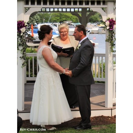 Reverend Christine Weidner - Lannon WI Wedding Officiant / Clergy Photo 6