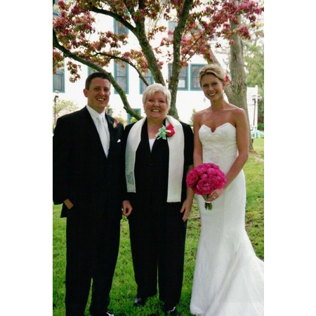 Reverend Christine Weidner - Lannon WI Wedding Officiant / Clergy Photo 7