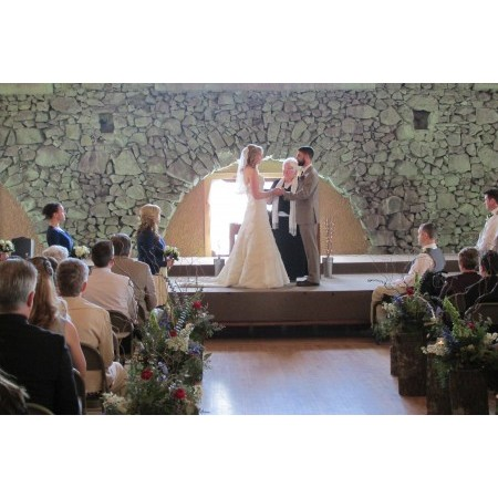 Reverend Christine Weidner - Lannon WI Wedding Officiant / Clergy Photo 9