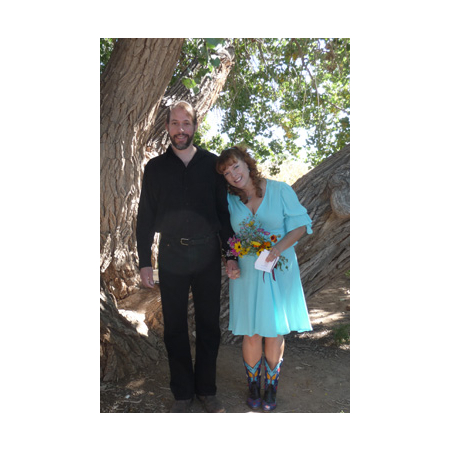 The Unusual Officiant - Albuquerque NM Wedding Officiant / Clergy Photo 5