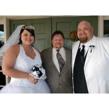Tried by Fire Ministries - Birmingham AL Wedding Officiant / Clergy Photo 11