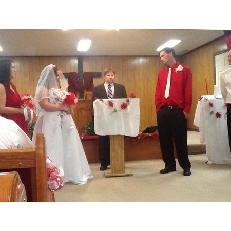 Tried by Fire Ministries - Birmingham AL Wedding Officiant / Clergy Photo 6