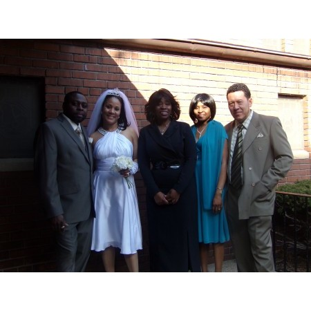 Serendipity Ceremonies - Jersey City NJ Wedding Officiant / Clergy Photo 8