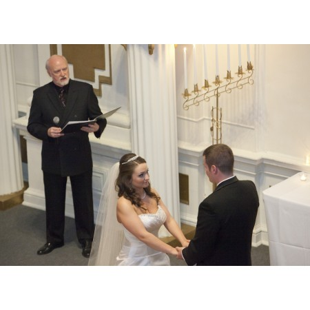 A Perfect Ceremony - Portland OR Wedding Officiant / Clergy Photo 11