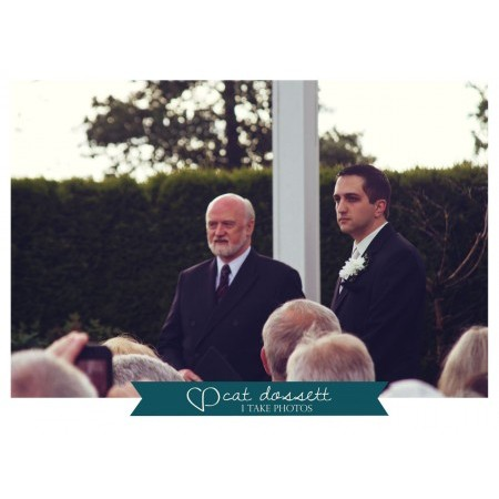 A Perfect Ceremony - Portland OR Wedding Officiant / Clergy Photo 17