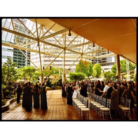 A Perfect Ceremony - Portland OR Wedding Officiant / Clergy Photo 2