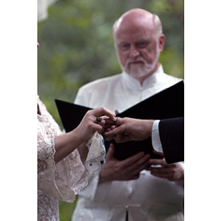 A Perfect Ceremony - Portland OR Wedding Officiant / Clergy Photo 7