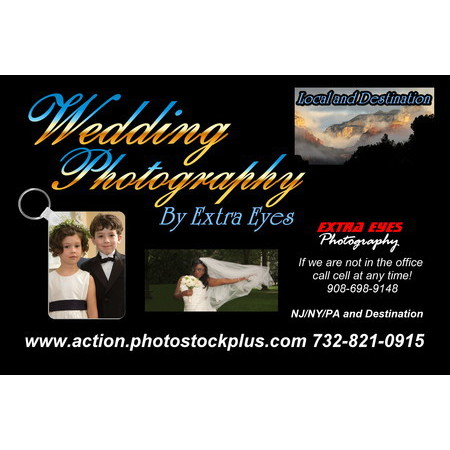 Extra Eyes Photography - Spotswood NJ Wedding Photographer Photo 1
