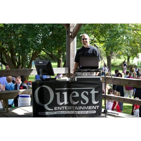Quest Entertainment - Lafayette IN Wedding Disc Jockey Photo 2