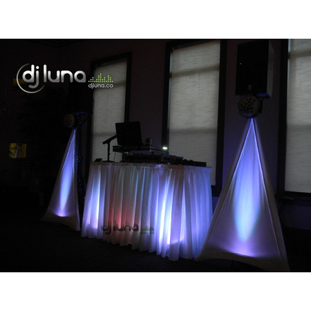 DJ Luna Entertainment - Hollywood FL Wedding Disc Jockey Photo 10