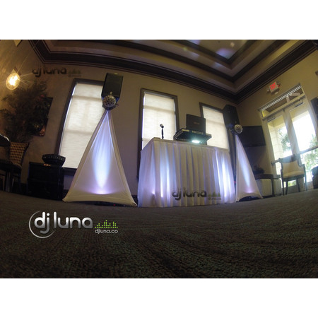 DJ Luna Entertainment - Hollywood FL Wedding Disc Jockey Photo 14