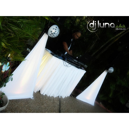 DJ Luna Entertainment - Hollywood FL Wedding Disc Jockey Photo 19