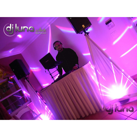 DJ Luna Entertainment - Hollywood FL Wedding Disc Jockey Photo 6