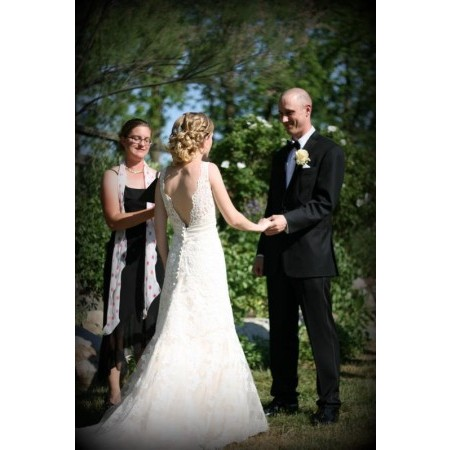 A Simple Ceremony, Civil Wedding Officiant - Ann Arbor MI Wedding Officiant / Clergy Photo 6