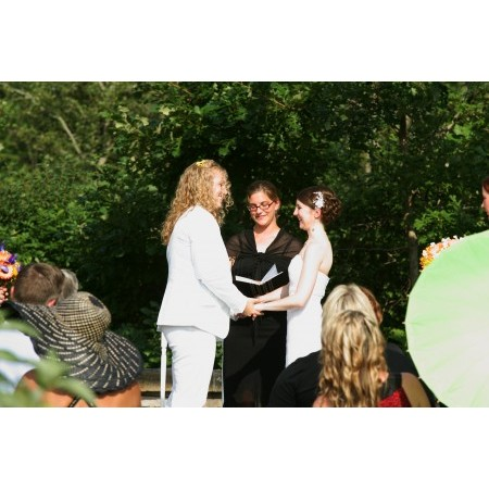 A Simple Ceremony, Civil Wedding Officiant - Ann Arbor MI Wedding Officiant / Clergy Photo 7