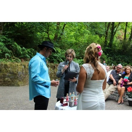 Diva Matters Ministry - Portland OR Wedding Officiant / Clergy Photo 14