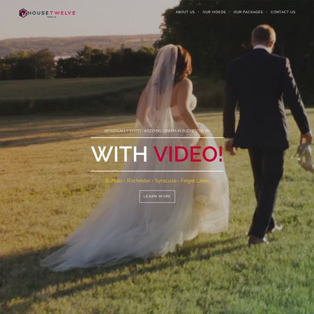 HouseTwelve Media - Rochester NY Wedding Videographer Photo 1