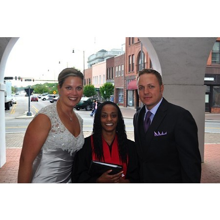 A Stronger Bond - Fayetteville NC Wedding Officiant / Clergy Photo 15