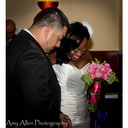 A Stronger Bond - Fayetteville NC Wedding Officiant / Clergy Photo 4