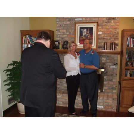 A Ring and a Prayer Wedding Officiants - Minneapolis MN Wedding Officiant / Clergy Photo 2