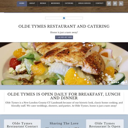 Olde Tymes Catering - Norwich CT Wedding Caterer Photo 1
