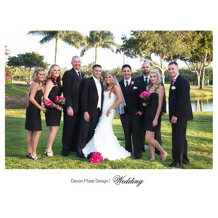 Devon Marie Photography - Boca Raton FL Wedding Photographer Photo 11