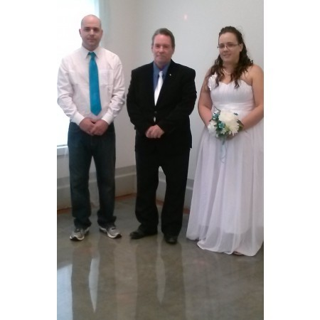 According to the Bible-Wm. A. Frazier - Knox IN Wedding Officiant / Clergy Photo 10