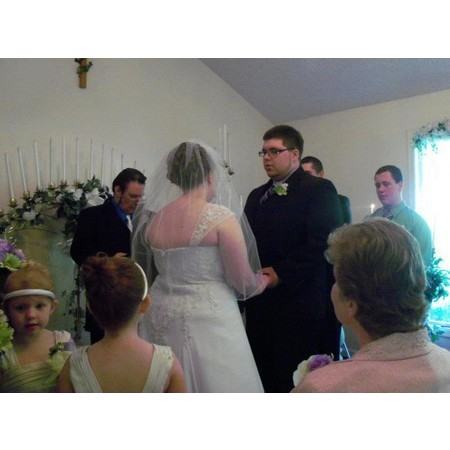 According to the Bible-Wm. A. Frazier - Knox IN Wedding Officiant / Clergy Photo 3