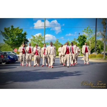 Ricky Town Photography - Lithonia GA Wedding Photographer Photo 6