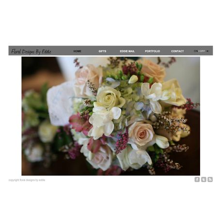 Floral Designs By Eddie Sanford Nc Wedding Florist