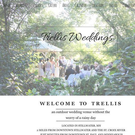 Add Your Review Of Trellis Outdoor Wedding Ceremonies