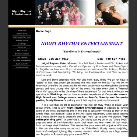 Night Rhythm Entertainment - Streetsboro OH Wedding Disc Jockey Photo 1