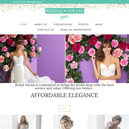 d749a4cf01 Add Your Review of Bridal Novias