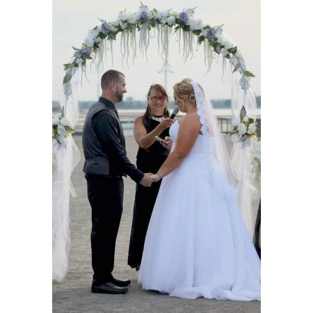 Altared Vows by Taya - Wilmington DE Wedding Officiant / Clergy Photo 21