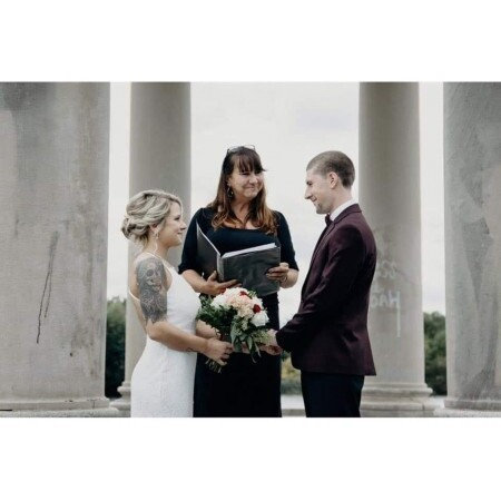 Altared Vows by Taya - Wilmington DE Wedding Officiant / Clergy Photo 22