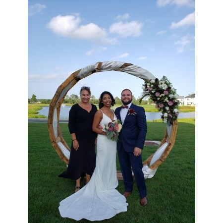 Altared Vows by Taya - Wilmington DE Wedding Officiant / Clergy Photo 4