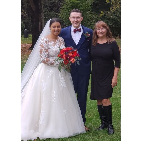 Altared Vows by Taya - Wilmington DE Wedding Officiant / Clergy Photo 9