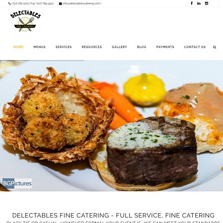 Great Add Your Review Of Delectables Fine Catering