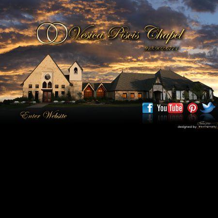 Vesica Piscis Chapel - Catoosa, OK Wedding Ceremony Site