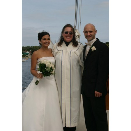 A CT Justice of the Peace & Minister - Mystic CT Wedding Officiant / Clergy Photo 1