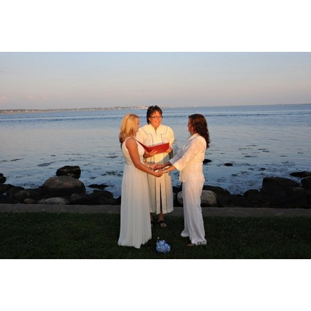 A CT Justice of the Peace & Minister - Mystic CT Wedding Officiant / Clergy Photo 12