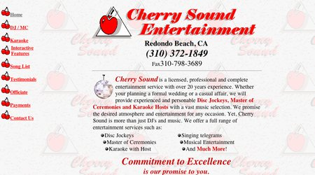 Cherry Sound Entertainment